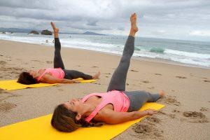 cours pilates cote basque