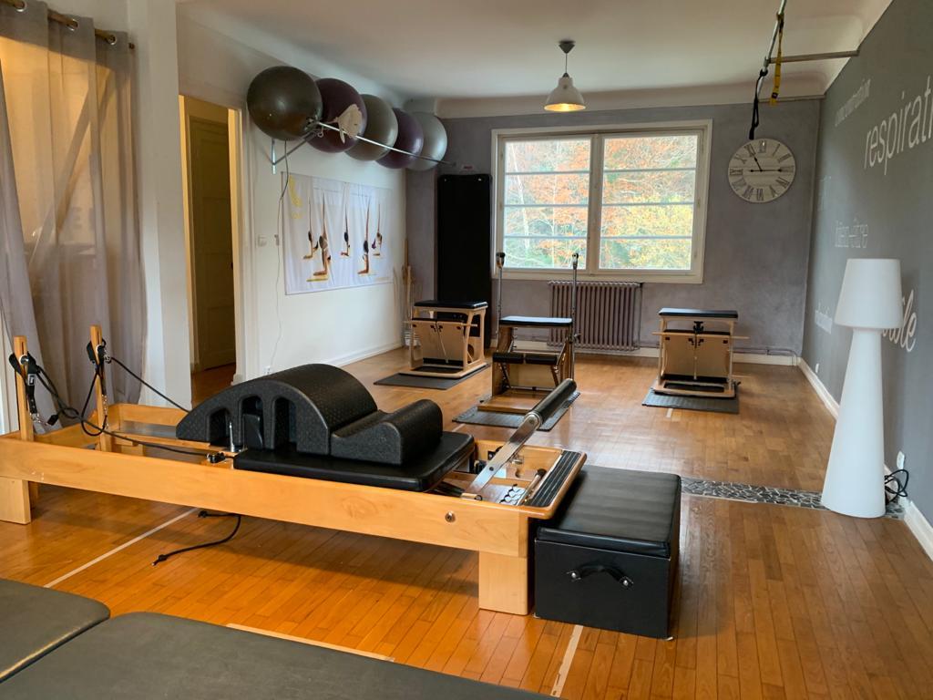 Studio de Pilates à Anglet<br />sur la Côte Basque